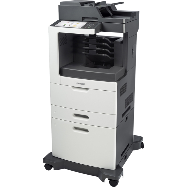 Lexmark Laser Multifunction Printer Government Compliant CAC Enabled 24TT361 MX810DXME