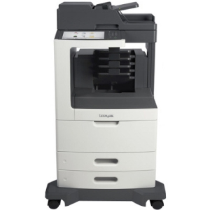 Lexmark Laser Multifunction Printer Government Compliant CAC Enabled 24TT365 MX811DME