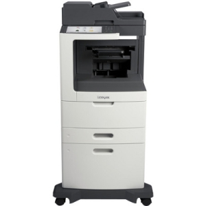 Lexmark Laser Multifunction Printer Government Compliant CAC Enabled 24TT370 MX811DXE