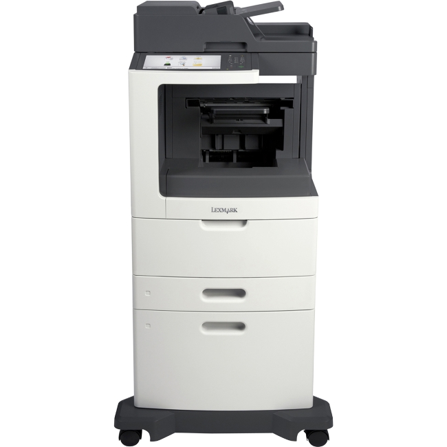 Lexmark Laser Multifunction Printer Government Compliant CAC Enabled 24TT371 MX811DXFE