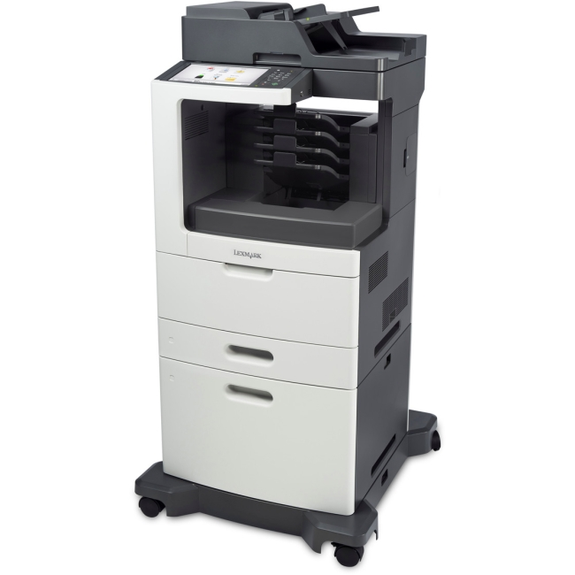 Lexmark Laser Multifunction Printer Government Compliant CAC Enabled 24TT373 MX811DXME