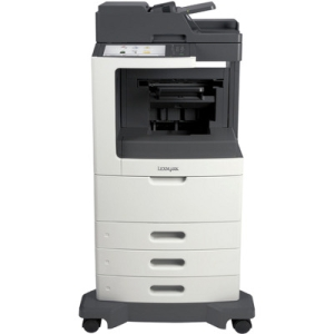 Lexmark Laser Multifunction Printer Government Compliant CAC Enabled 24TT379 MX812DTFE