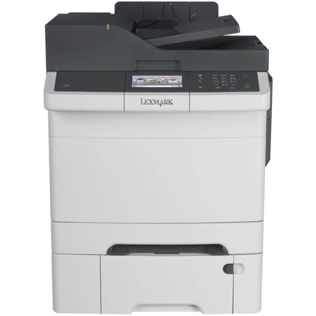 Lexmark Laser Multifunction Printer Government Compliant 28DT600 CX410DTE