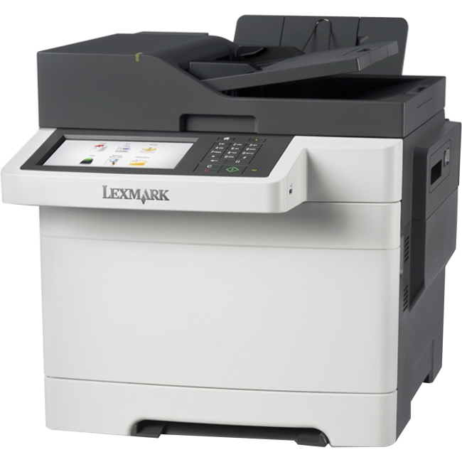 Lexmark Colour Laser Multifunction Printer Government Compliant CAC Enabled 28ET504 CX510DE