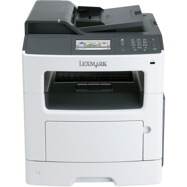 Lexmark Multifunction Laser Printer Government Compliant 35ST892 MX410DE