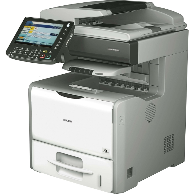 Ricoh Aficio Healthcare Optimized Multifunction Printer 407188 SP 5210SFHT