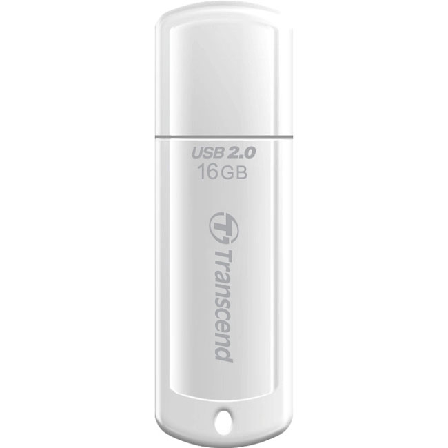 Transcend 16GB JetFlash USB 2.0 Flash Drive TS16GJF370 370