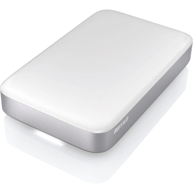 Buffalo MiniStation Thunderbolt Portable Hard Drive HD-PA1.0TU3