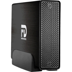 Fantom G-Force Quad USB 3.0/2.0, eSATA, FireWire 800/400 External Hard Drive GF3000QU3
