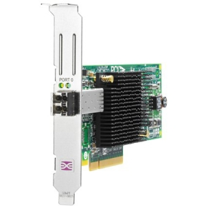HP 81E 8Gb 1-port PCIe Fibre Channel Host Bus Adapter AJ762B