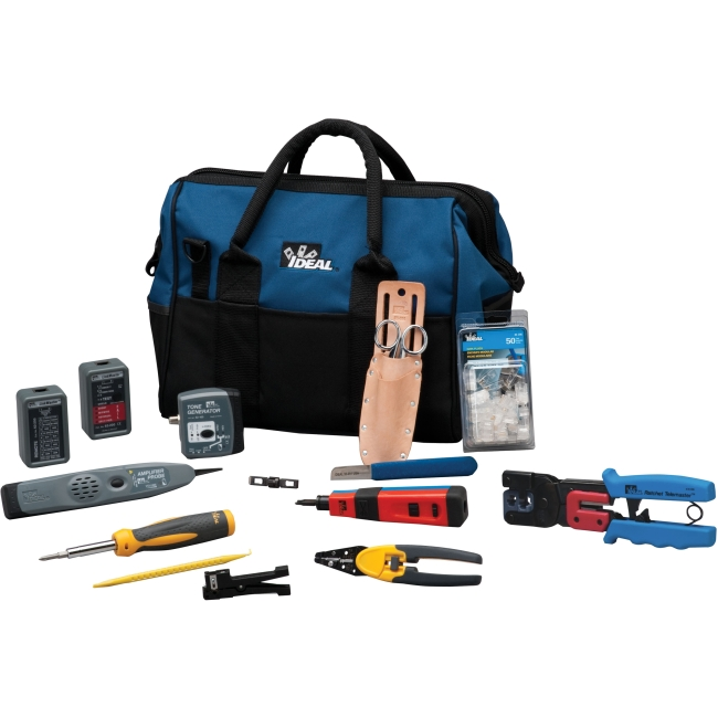 IDEAL Master Network Service Kit 33-706