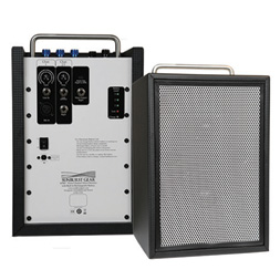 M3R8 Three Channel Portable Bi-Amp Speaker System with Built-in Rechargeable Battery M3R8 SUNM3R8