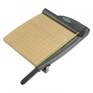 Swingline ClassicCut Pro Paper Trimmer, 15 Sheets, Metal/Wood Composite Base, 12 x 12 SWI9112 9112