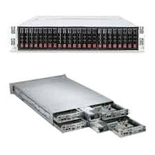 Supermicro A+ Server (Black) AS-2122TG-H6IBQRF 2122TG-H6IBQRF