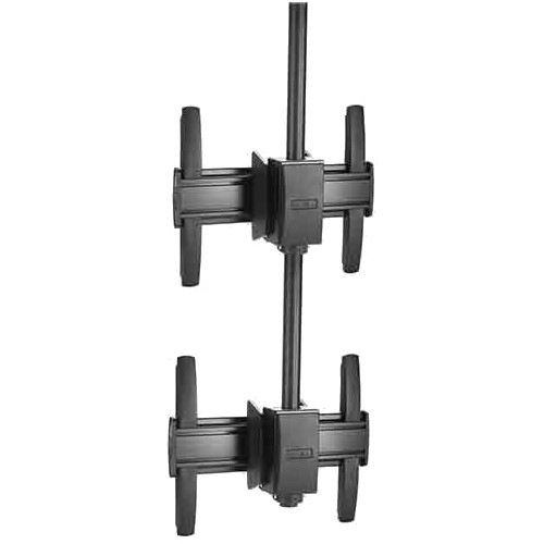 Chief FUSION Large Ceiling Mounted 1 x 2 Stacker LCM1X2U