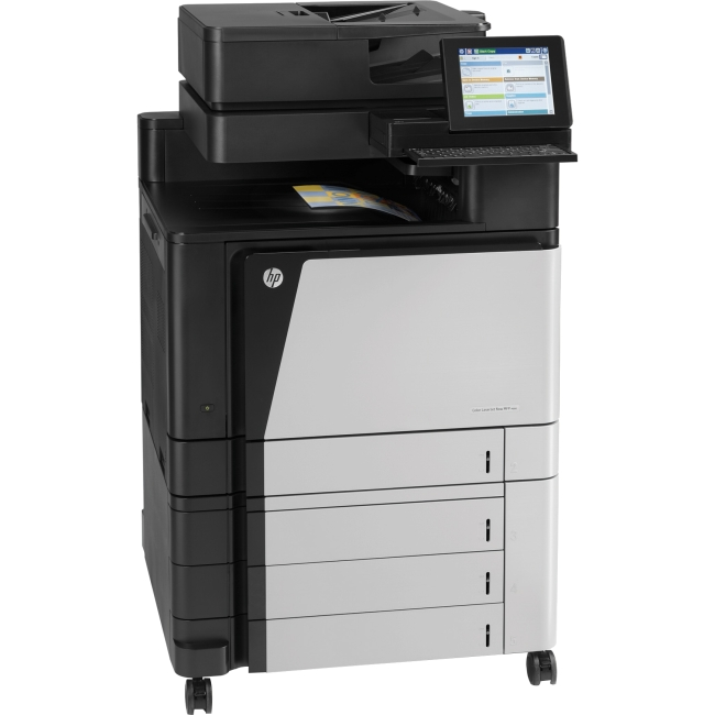 HP LaserJet Laser Multifunction Printer A2W75A#BGJ M880z