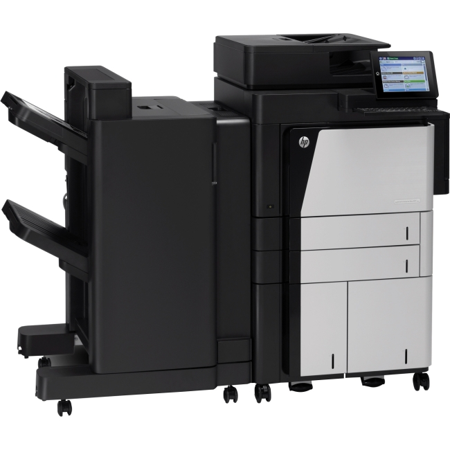 HP LaserJet Enterprise flow MFP NFC/Wireless Direct D7P68A#201 M830Z