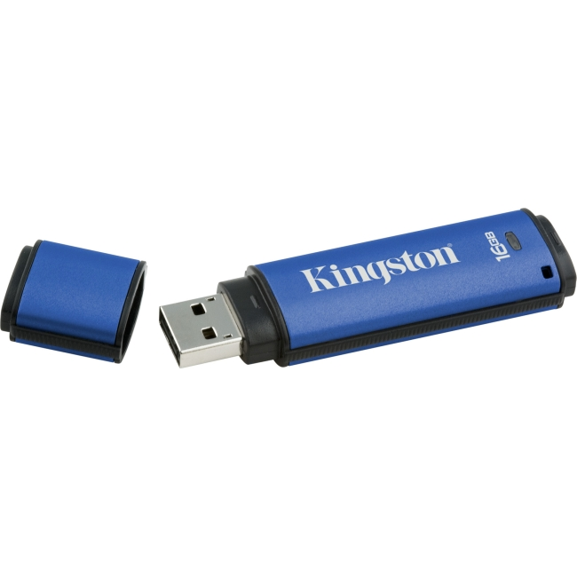 Kingston DataTraveler Vault Privacy 3.0 Anti-Virus DTVP30AV/16GB