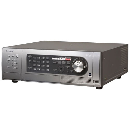 Panasonic 16ch Real-time H.264 Digital Disk Recorder WJHD716/3000T3