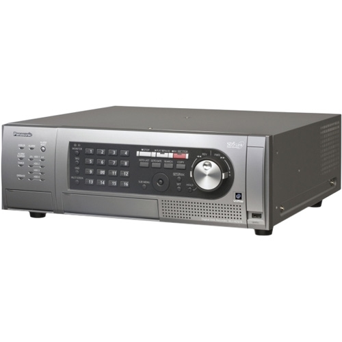 Panasonic 16-Channel H.264 Real-Time Digital Video Recorder WJHD616/12000T3