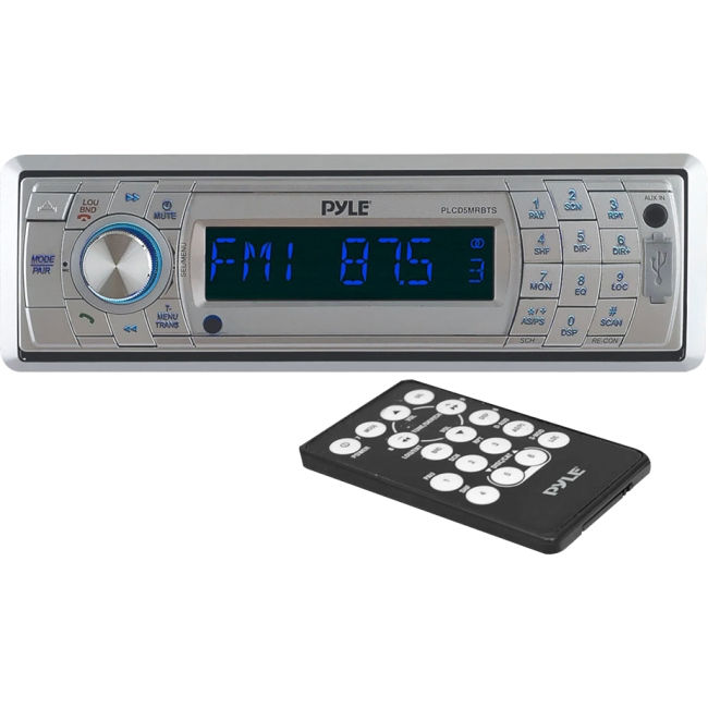 Pyle Marine CD/MP3 Player PLCD5MRBTS