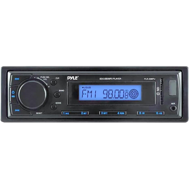Pyle Car Flash Audio Player PLR26MPU