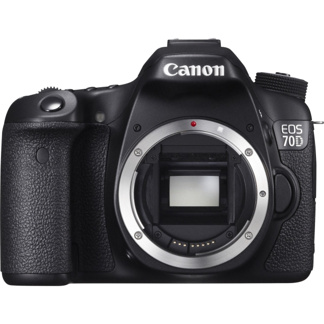Canon EOS Digital SLR Camera 8469B002 70D