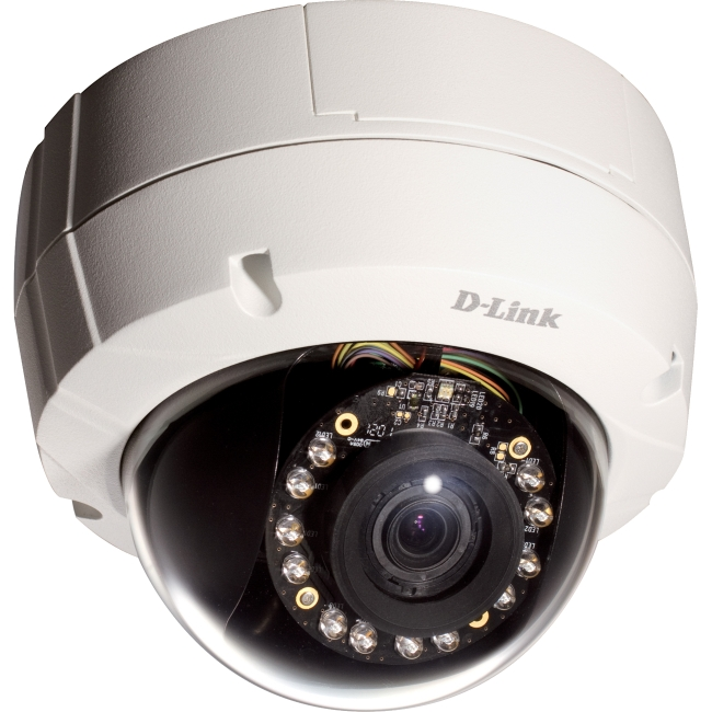 D-Link (Full HD Vandal Resistant Dome) DCS-6513