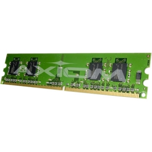 Axiom PC2-6400 Unbuffered Non-ECC 800MHz 4GB Kit (2 x 2GB) TAA Compliant AXG17191399/2