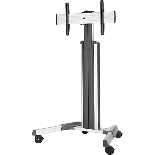 Chief Large FUSION Manual Height Adjustable Mobile Cart LPAUS