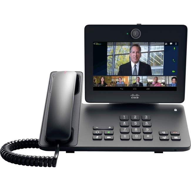 Cisco IP Phone CP-DX650-K9= DX650