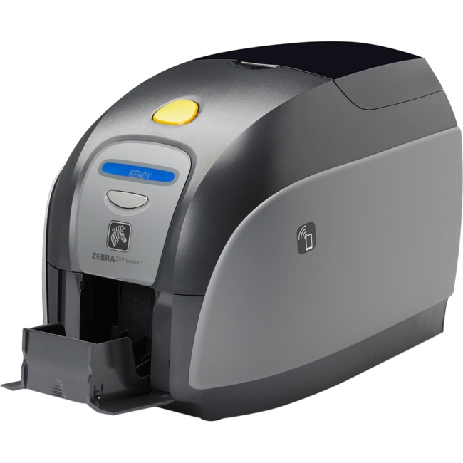 Zebra Card Printer Single Sided Z11-0000H000US00 ZXP Series 1