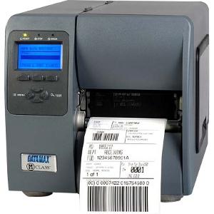 Datamax-O'Neil M-Class Mark II Label Printer KJ2-00-48400S00 M-4210