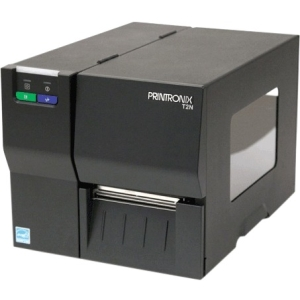 Printronix Thermal Label Printer TT2N2-104 T2N