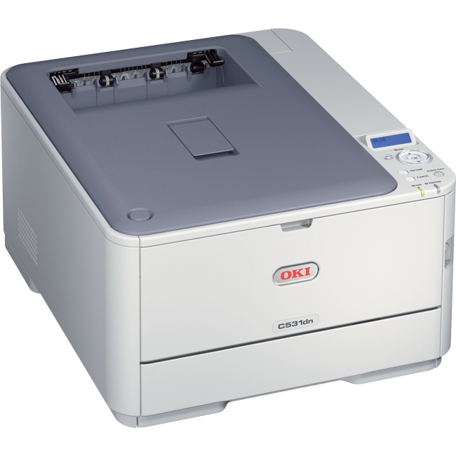 Oki Colour and Mono Printer 62443701 C531DN