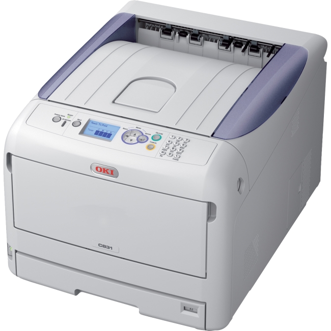Oki LED Printer 62441001 C831N