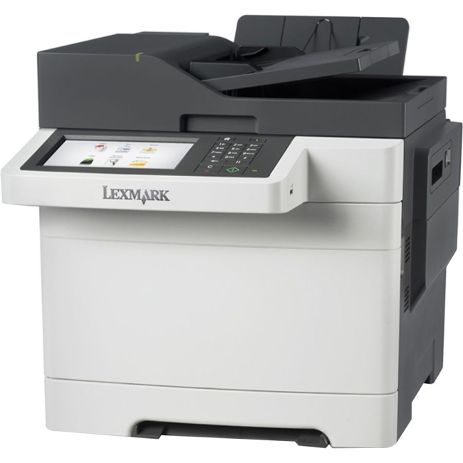 Lexmark Multifunction Printer Government Compliant CAC Enabled 28ET648 CX510DHE