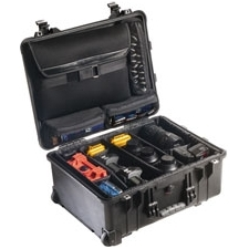 Pelican 1560SC Studio Case (1560LOC with Padded Dividers) 1560-007-110
