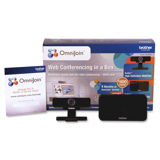 OmniJoin Web Conferencing in a Box WCB-400