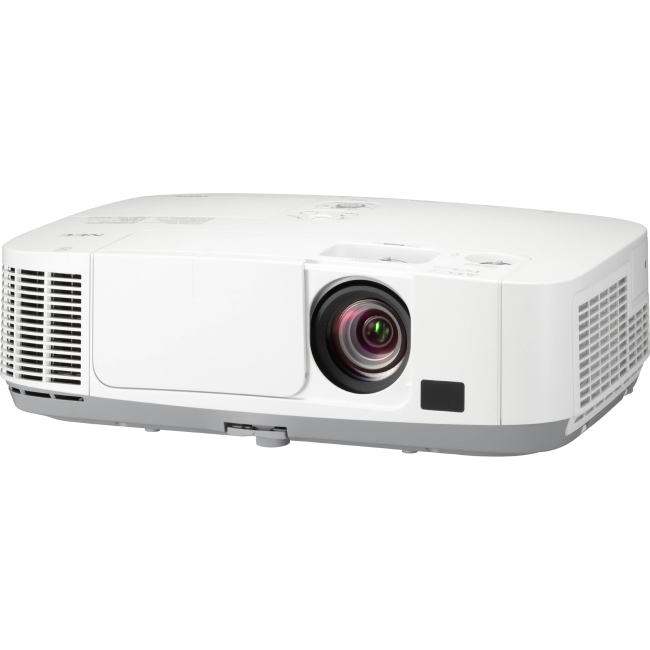NEC Display 4000-lumen Widescreen Entry-Level Professional Installation Projector NP-P401W