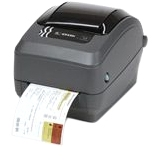 Zebra Label Printer GX43-102420-000 GX430t