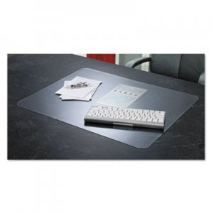 Artistic KrystalView Desk Pad with Microban, Matte Finish, 36 x 20, Clear AOP60640MS 60640MS