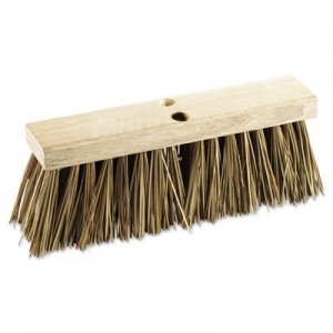 "Boardwalk Street Broom Head, 16"" Wide, Palmyra Bristles BWK71160"