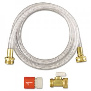 Diversey RTD Water Hook-Up Kit, Switch, On/Off, 3/8 dia x 5ft DVO3191746 D3191746