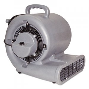 Mercury Floor Machines Air Mover, 3-Speed, 1/2hp, 1150rpm, 1500cfm MFM1150