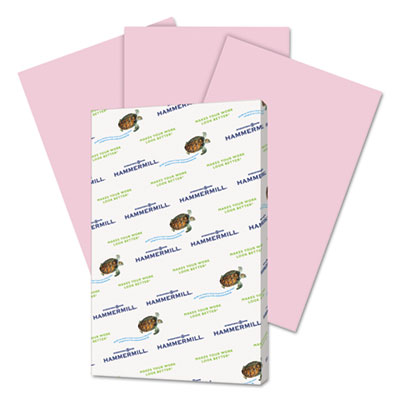 Hammermill Recycled Colors Paper, 20lb, 11 x 17, Lilac, 500 Sheets/Ream HAM102285 10228-5