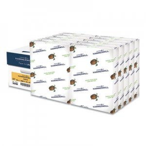 Hammermill Recycled Colors Paper, 20lb, 8-1/2 x 11, Goldenrod, 500/RM, 10 RM/CT HAM103168CT 103168