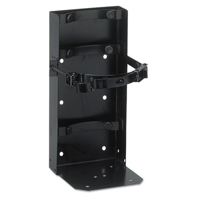 Kidde Vehicle Bracket for Pro 20 MP Fire Extinguishers, 20lb Cap, Black KID292474 408-292474