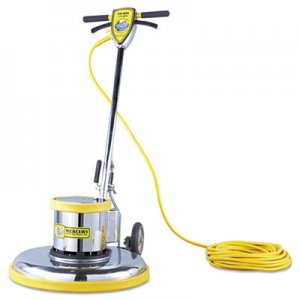 "Mercury Floor Machines PRO-175-21 Floor Machine, 1.5 HP, 175 RPM, 20"" Brush Diameter MFMPRO21 MFM PRO-21"