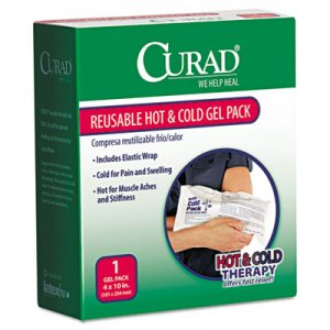 Curad Reusable Hot & Cold Pack, w/Protective Cover MIICUR959 CUR959
